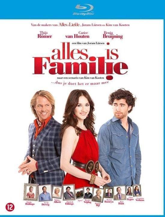 Cover van de film 'Alles Is Familie'