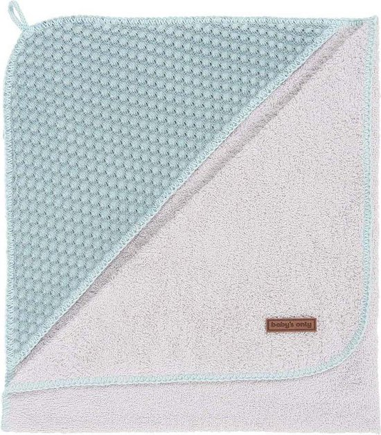 Baby's Only Badcape Sun - mint/stonegreen - 75x85