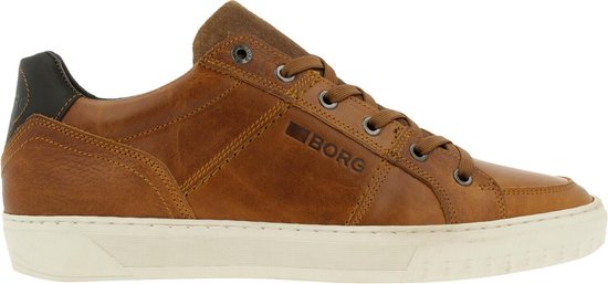 Bjorn Borg Collin Lea Sneaker Men Tan 40