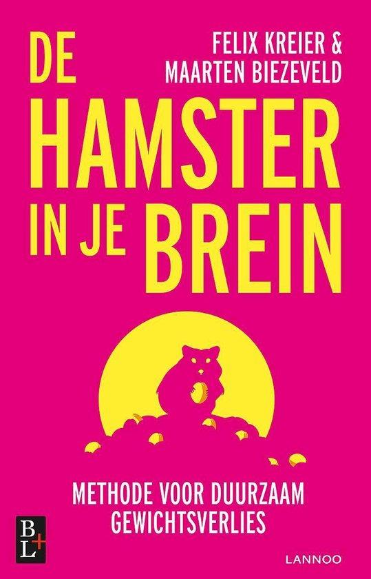 Boek cover De hamster in je brein van Maarten Biezeveld (Paperback)