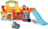 Vtech Toet Toet Auto's Werkplaats - Interactief Babyspeelgoed - Educatief Speelgoed - met Geluid