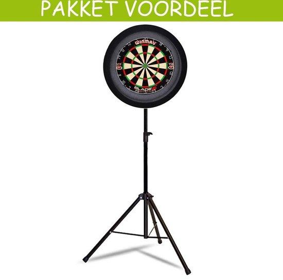 Mobiele Dartbaan VoordeelPakket Basic - Blade 5 -   - Dartbordverlichting Basic (Zwart)