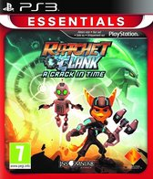 PS3 RATCHET & CLANK: A CRACK IN TIME ESSENTIALS