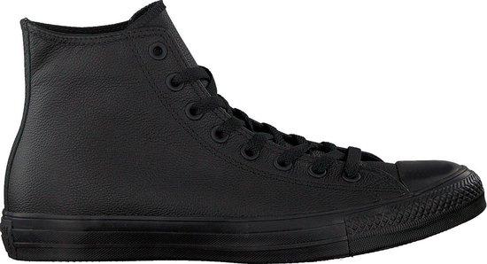 Converse Heren Hoge sneakers Chuck Taylor All Star Hi Heren Zwart Maat 42