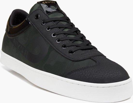 Cruyff Sneakers - Maat 43 - Mannen - donker groen/zwart
