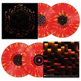 Minecraft Volume Beta (Red/Orange/Yellow Splatter)