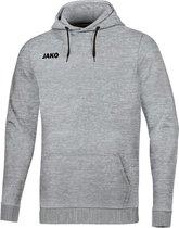 Jako - Sweater with Hood Base - Grijs - Heren - maat  XXL