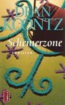 Boek cover Schemerzone van D. Koontz
