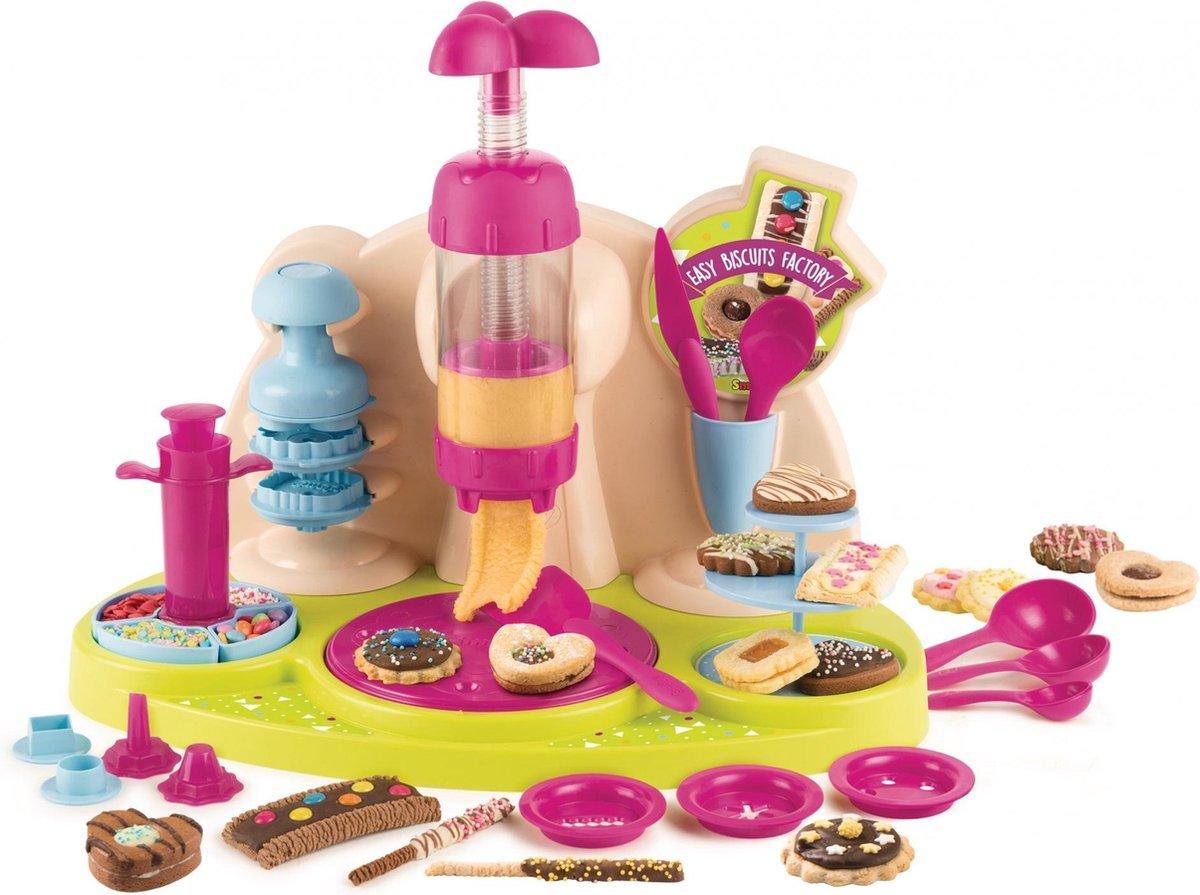 SMOBY CHEF Easy Biscuits Factory | koekjes-atelier | speel- en kookset