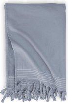 Walra Hamamdoek Soft Cotton - 100x180 cm - Blauw