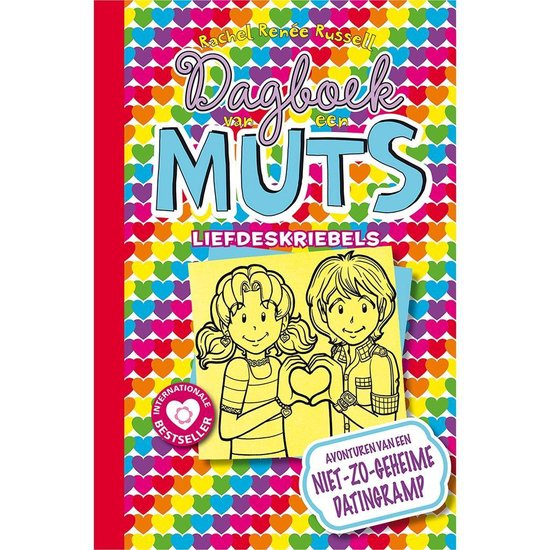Dagboek van een muts 12 - Liefdeskriebels