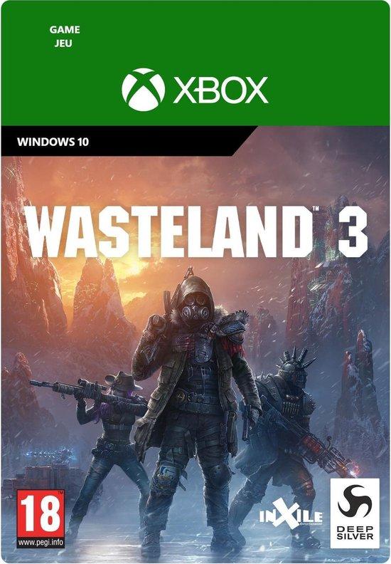 Wasteland 3 – Windows 10 download