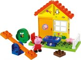 BIG Bloxx Peppa Pig Garden House - Constructiespeelgoed