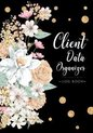 Client Data Organizer Log Book Salons Nail Spa: for Salons Nail Hairdresser Spa Client Tracker Data Organizer Log Book with A - Z Alphabetical Tabs Pe