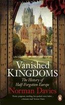Boek cover Vanished Kingdoms van Norman Davies