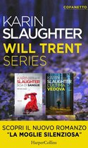 Omslag Will Trent Series