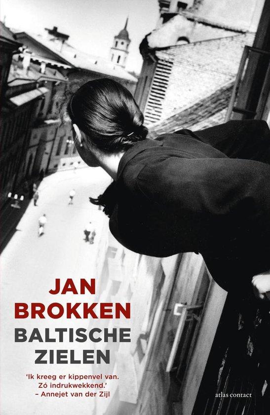 Boek cover Baltische zielen van Jan Brokken (Paperback)