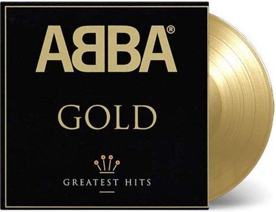 CD cover van Gold (Coloured Vinyl) van ABBA