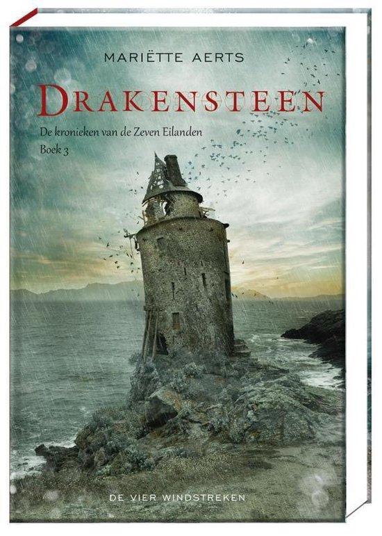 De kronieken van de Zeven Eilanden 3 - Drakensteen - Mariette Aerts |