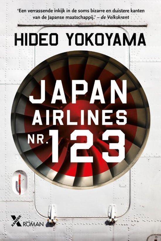 Japan airlines nr. 123 - Hideo Yokoyama   Fthsonline.com