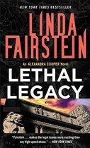 Omslag Lethal Legacy
