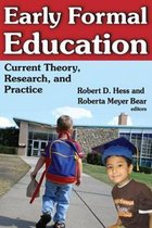 Early Formal Education