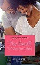 The Sheriff Of Wickham Falls (Mills & Boon True Love) (Wickham Falls Weddings, Book 4)