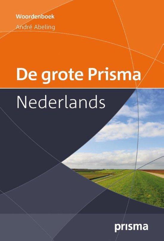 De grote Prisma Nederlands - Andre Abeling  