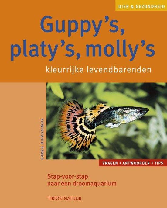 Guppy's, Platy's, Molly's - H. Hieronimus pdf epub