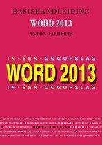 Basishandleiding Word 2013