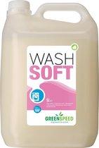 Bol.com-Greenspeed wasverzachter Wash Soft 166 wasbeurten flacon van 5 liter-aanbieding