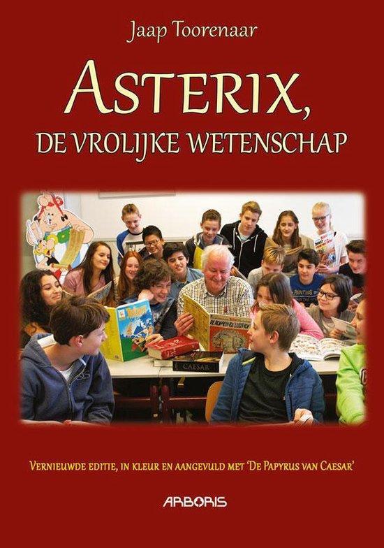 Asterix, de vrolijke wetenschap sp. asterix, de vrolijke wetenschap (herdruk)