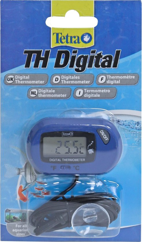 Tetra TH Digitale thermometer.