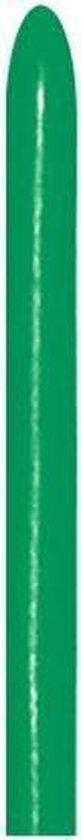 160 - Forest Green - sempertex- 50 Stuks, kindercrea