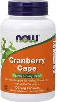 Cranberry Caps - 100 veggie caps