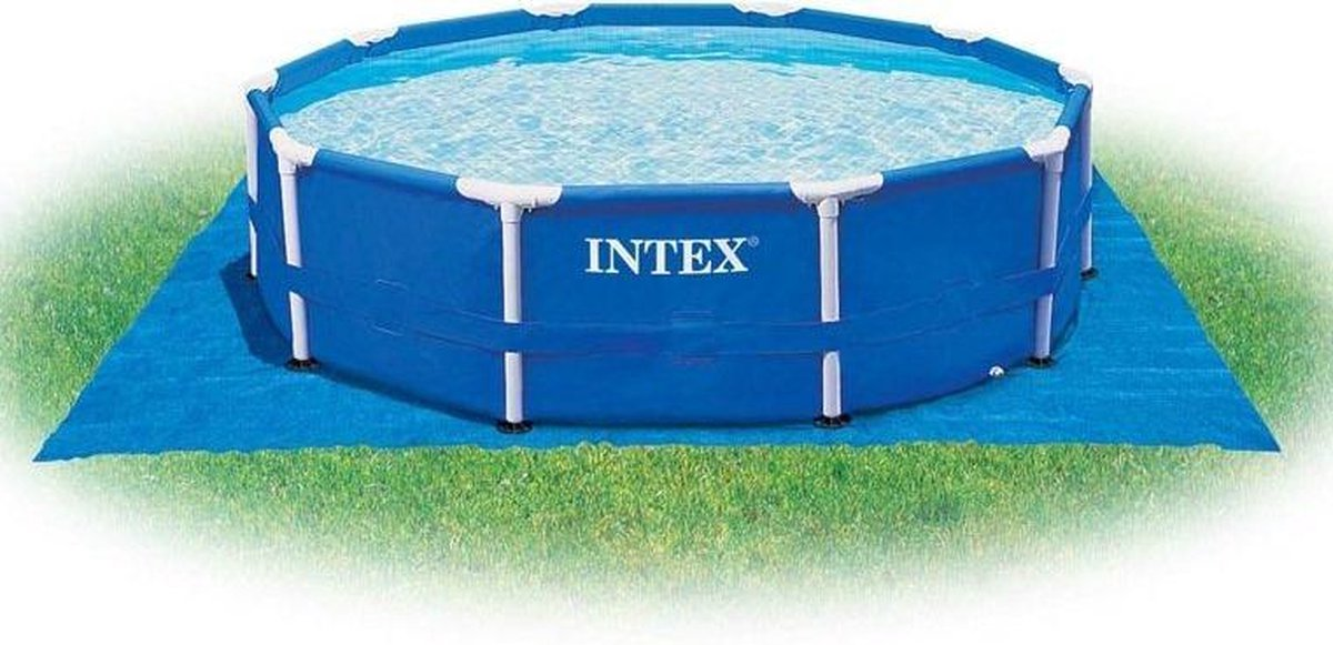 Trend24 - Intex grondzeil 472 x 472 cm
