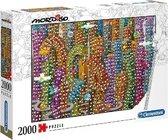 Clementoni Mordillo Puzzel 2000 Jungle