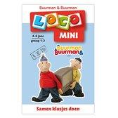 Loco Mini  -   Loco mini Buurman en buurman samen klusjes doen