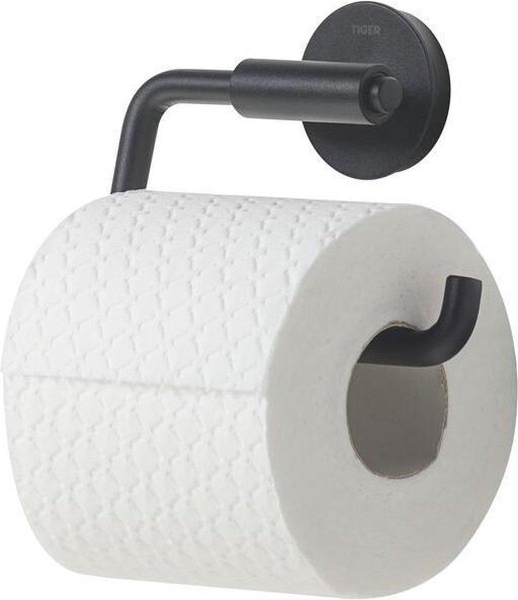 Tiger Urban Toiletrolhouder - Zwart
