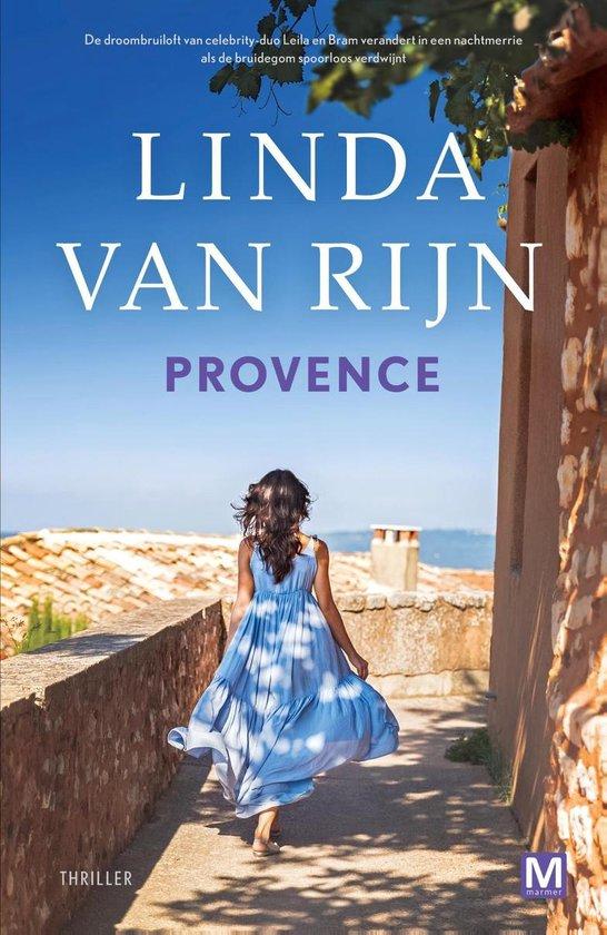 Boek cover Provence van Linda van Rijn (Onbekend)