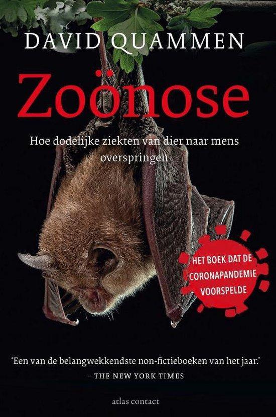 Boek cover Zoönose van David Quammen (Paperback)