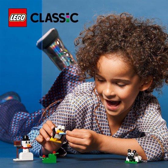 Lego Classic 11012 Creatieve Witte Stenen