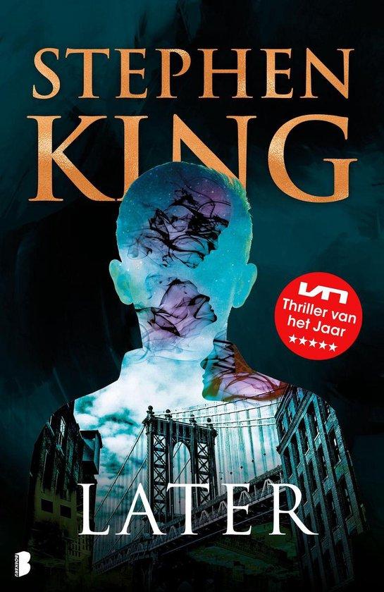 Boek cover Later van Stephen King (Onbekend)