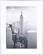 Fotolijst - Henzo - Manhattan - Fotomaat 40x50 cm - Zilver