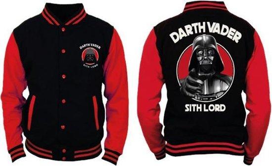 Star Wars -  Black and Red Men's Jacket - Darth Vader - XL