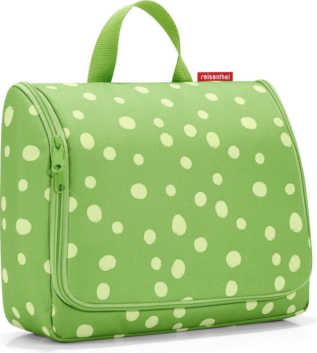 Reisenthel Toiletbag XL Ophangbare Toilettas 4L - Spots Green