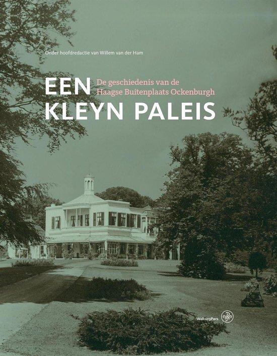 Boek cover Een kleyn paleis van  (Onbekend)