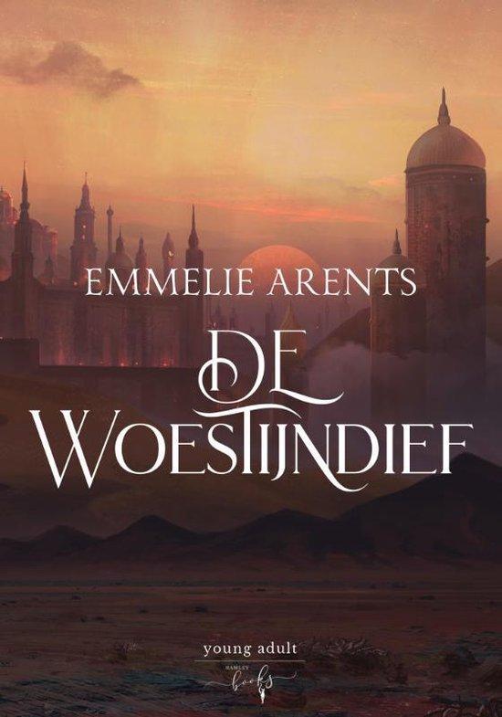 bol.com | Dievenreeks 1 - De Woestijndief, Emmelie Arents | 9789463967693 |  Boeken