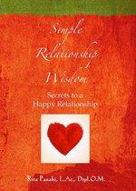 Simple Relationship Wisdom