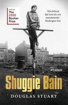 Boek cover Shuggie Bain van Douglas Stuart (Paperback)